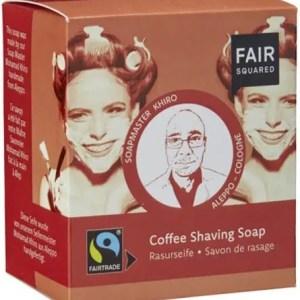 Jabón de afeitar natural FAIR SQUARED