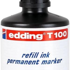 Tinta de recarga para marcador permanente t100 EDDING