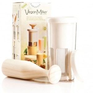 Máquina para preparar leches vegetales caseros- Premium Vegan Milker CHUFAMIX