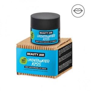 Bálsamo de labios con ingredientes naturales- algas y ácido hialurónico BEAUTY JAR