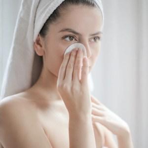 Cuidado facial natural: gama pieles sensibles