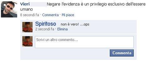 commento fb