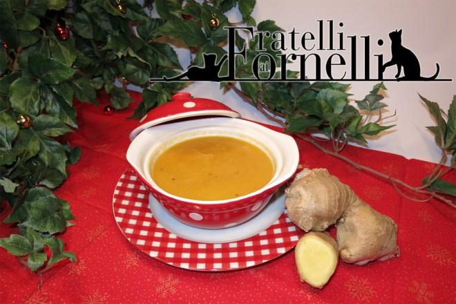 zuppa zenzero