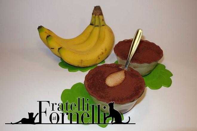 tiramisu banane nutella