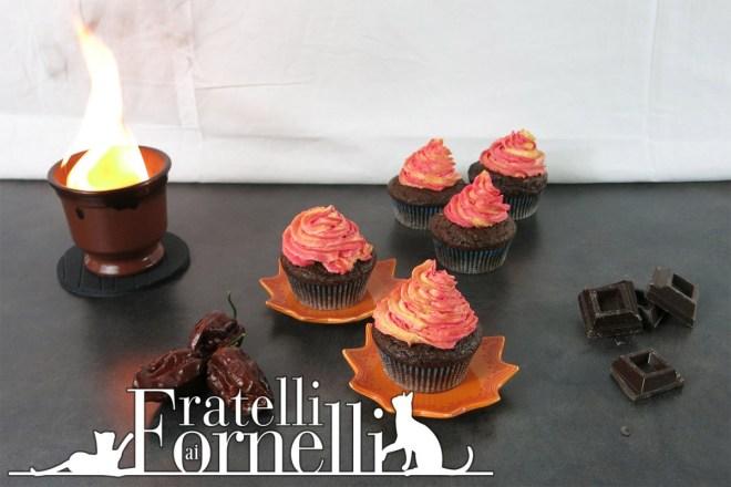 Cupcakes di Guy Fawkes
