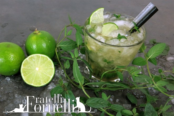virgin mojito analcolico