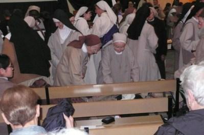 Frat Rassemblement Lourdes 12 - Marie de la Croix P1080189