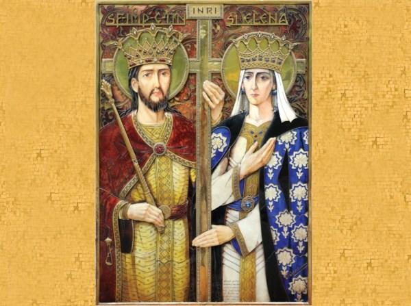 An Omagial Sf. Imparati Constantin si Elena