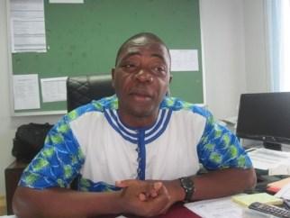 M. Allo Richard, directeur exécutif de l'Aibef