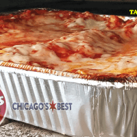 NEW Catering Take & Bake Lasagna!