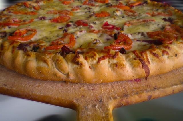 Award Winning Vienna Deli Pizza
