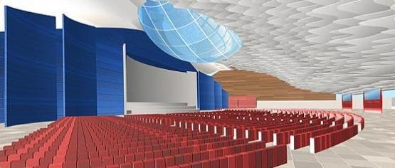 Nova igreja do pe. Marcelo Rossi.