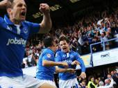 Pompey vs Plynouth