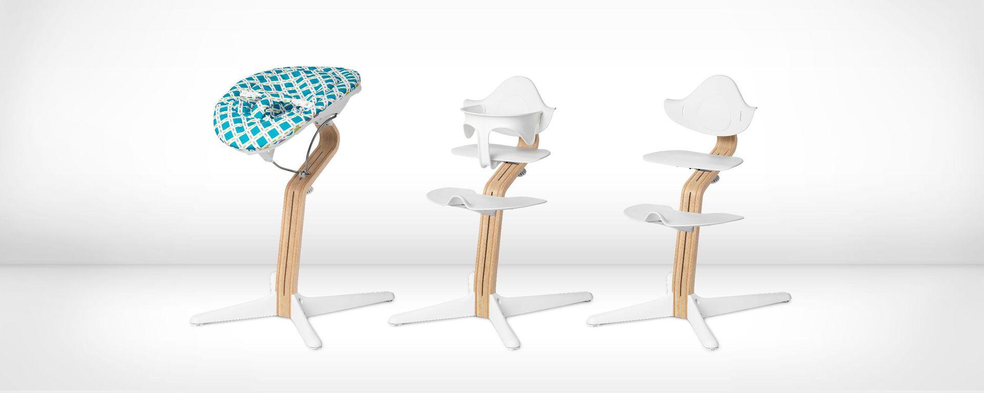 Nomi hochstuhl vom erfinder des tripp trapp - Kinderstuhl design ...