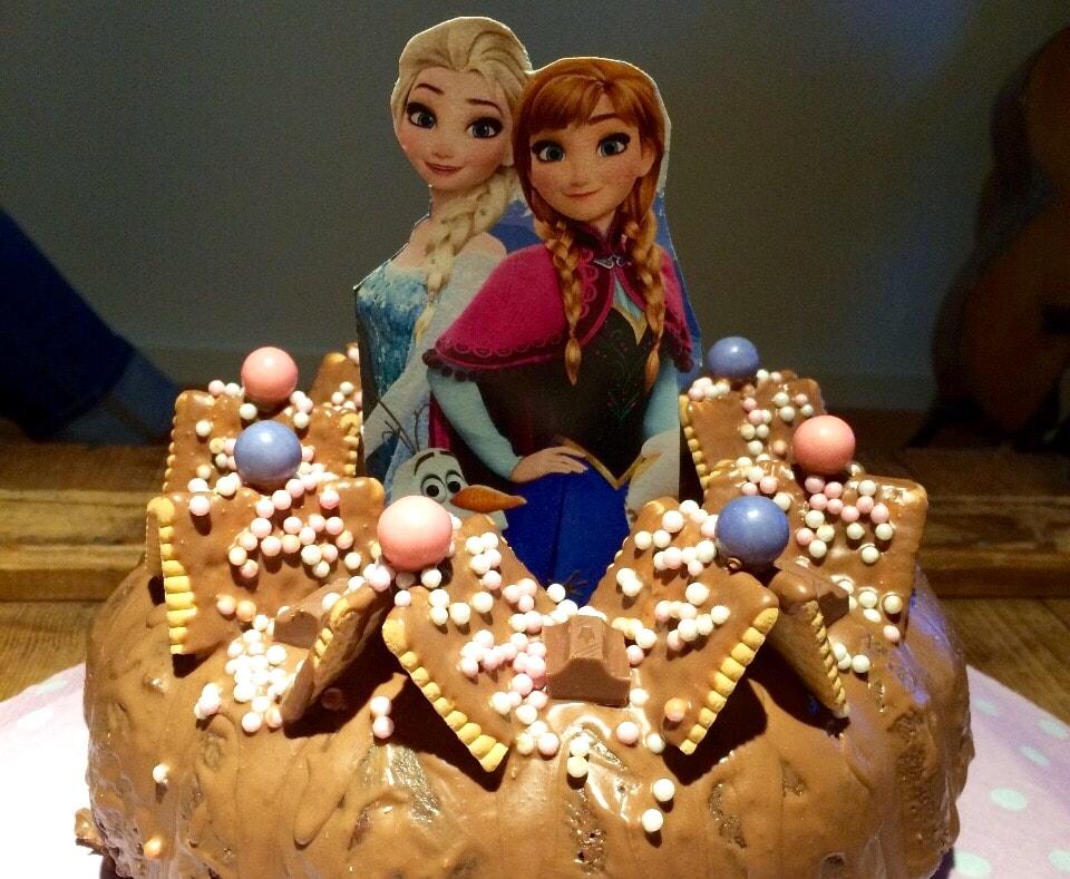 Rezept Marmorkuchen Als Geburtstagskuchen Fur Jungs Und Madchen