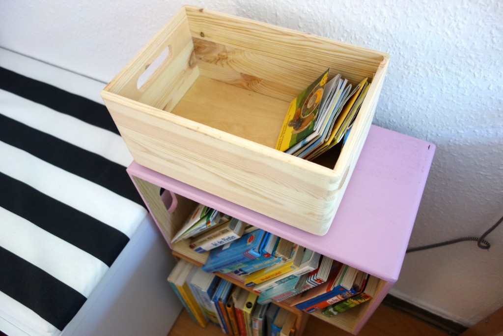 DIY Bücherregal