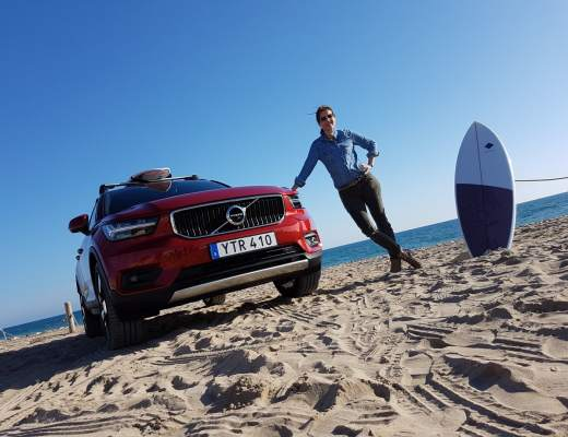 suv mutti test volvo xc40
