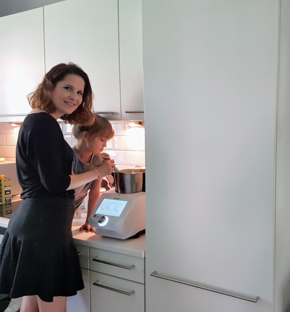 Monsieur Cuisine connect Produkttest: Gesundes Familienessen mit links