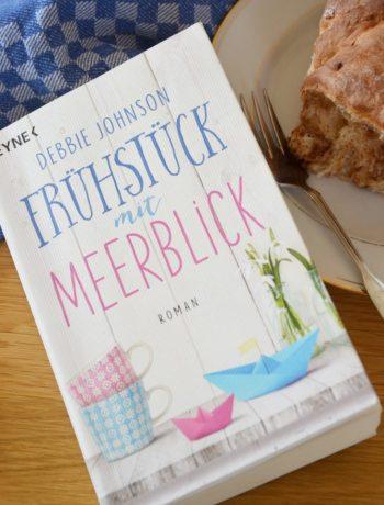 Buchtipp Frühstück mit Meerblick Debbie Johnson
