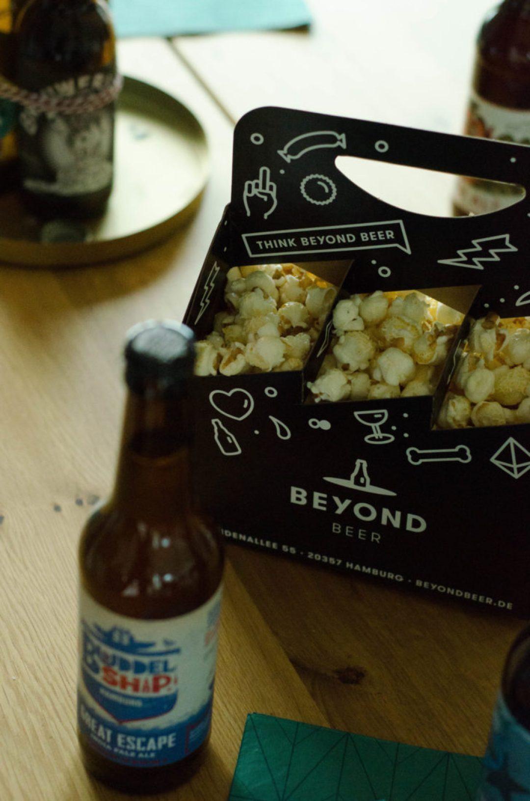 Frau Piepenkötter I Bier und Bacon für einen entspannten Abend