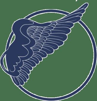 Taubenflügel Jugendstil
