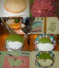 Totoro Torte