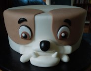 Paw Patrol Torte Rubble