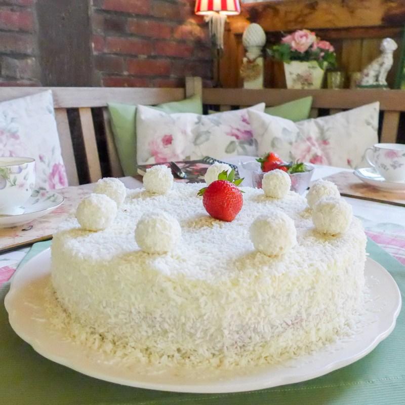 Raffaelo Torte Kokos