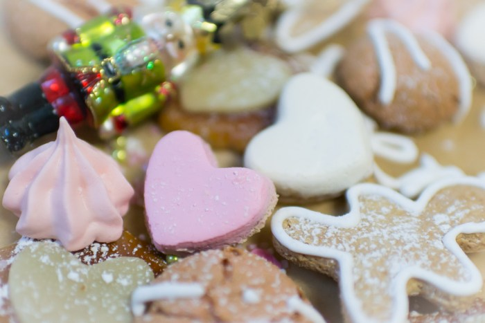 Weihnachtsplätzchen, Zimtsterne, Weihnachtskekse