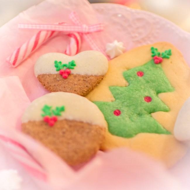 schwarz wei gebck kekse pltzchen weihnachtspltzchen tannenbaumpltzchen - Schwarz Weis Geback Muster Anleitung