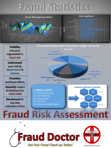 Now Available! Personalized Statistical Fraud Risk Report
