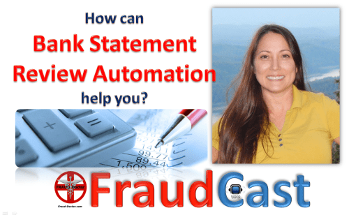 Bank Statement Review Automation