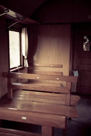 Die Holzklasse