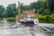 Auf dem Teltow-Kanal