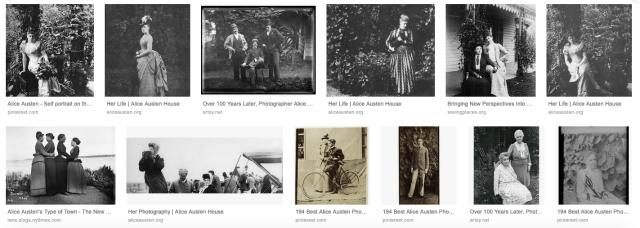 Google-Ergebnisse für Alice Austen