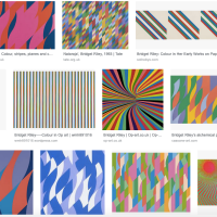 KW 17/2012: Bridget Riley, 24. April 1931