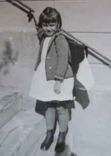 Frau T_erster Schultag