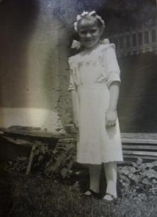 Erstkommunion Frau Kersch
