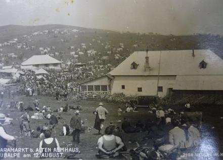 Klaramarkt 1933