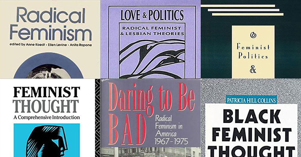 Differences in Feminist Theory: Radical, Liberal, Socialist, Lesbian,  Womanism