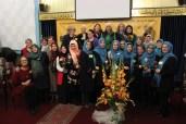 Gruppenbild mit den Akteurinnen des Begegnungstages
