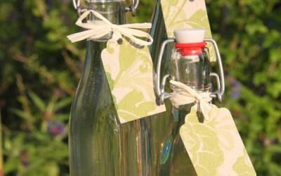 DIY Zitronenmelisse – Sirup selbermachen