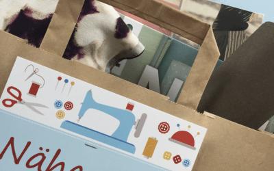 Verlosung von zwei Goodiebags vom Nähcamp