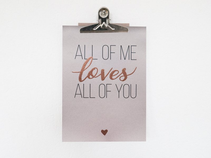 All of me (Poster)