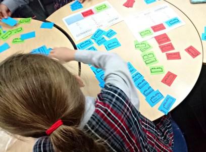 building sentences 2