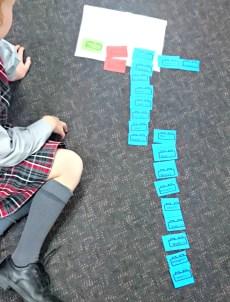 building sentences 3