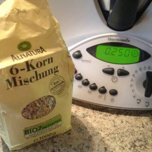 Mehl schrotten Thermomix