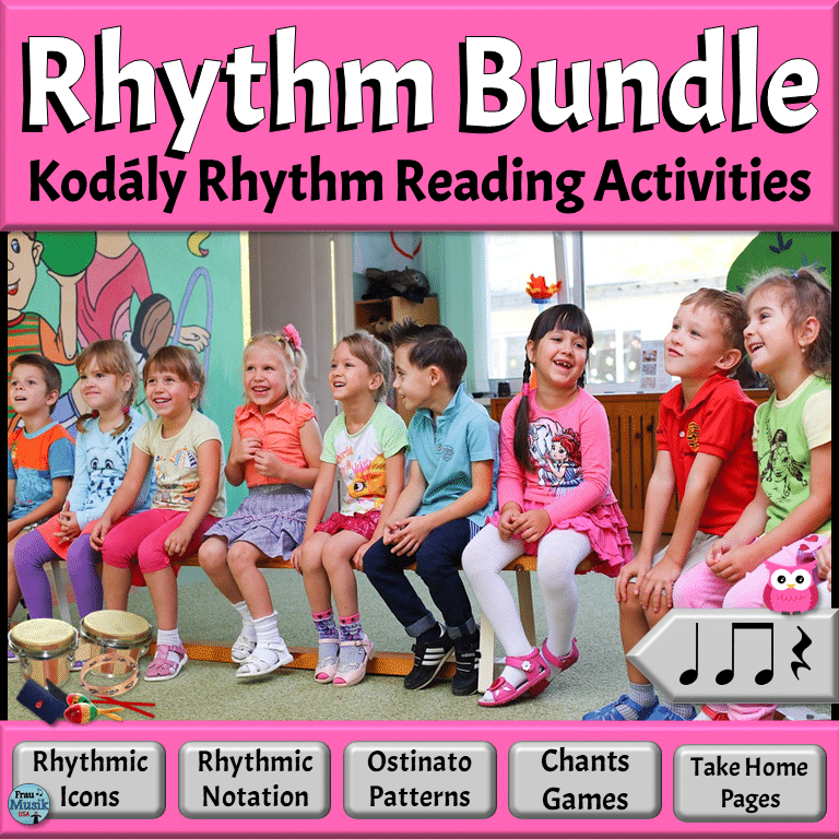 Sequential Kodály Lessons for Developing Music Literacy in the Elementary Music Classroom