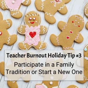 Prevent Teacher Burnout | Tip #3