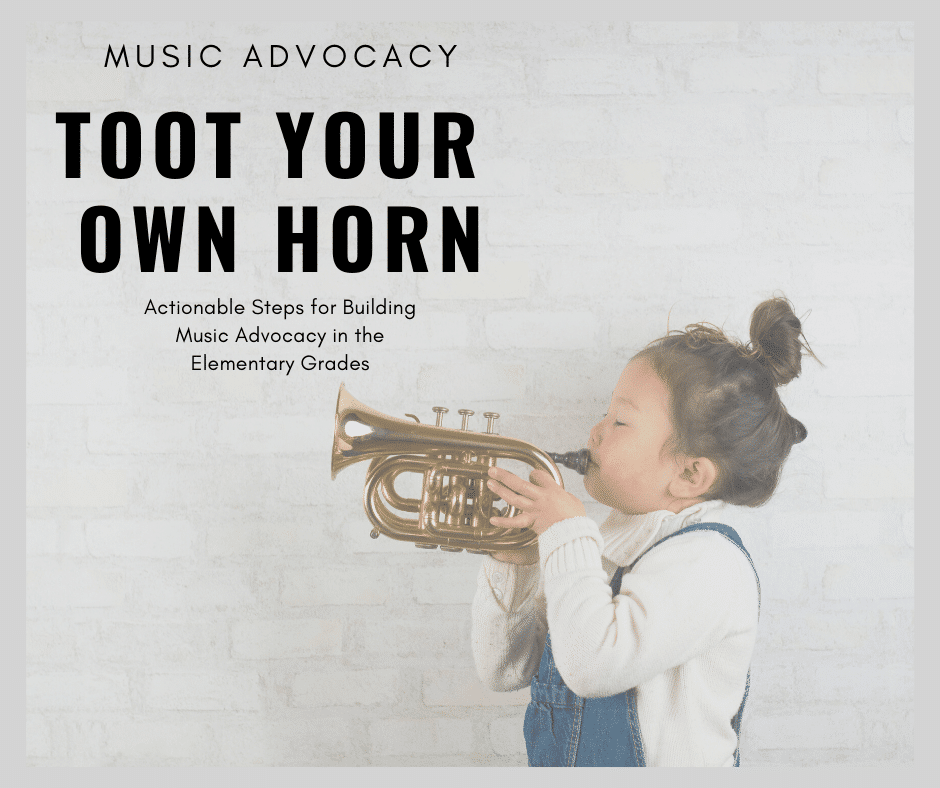 Building Music Advocacy for the Elementary Music Classroom